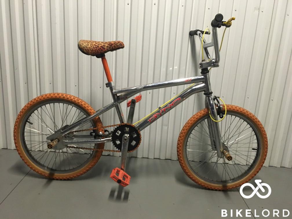Dyno air BMX